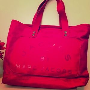 Marc Jacobs Pink Tote